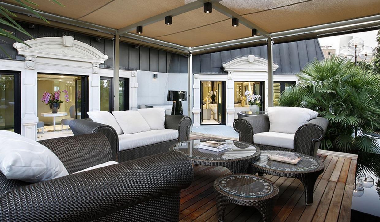 Excelsior Hotel Gallia Milan Delicious Italy