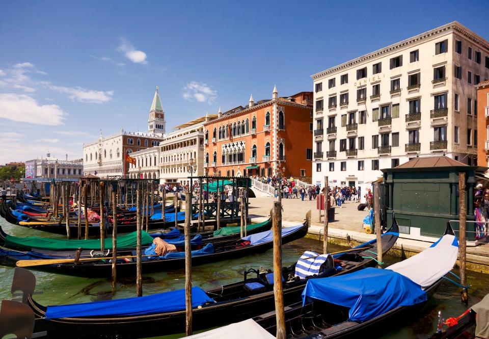 Danieli Bistro Venice Delicious Italy