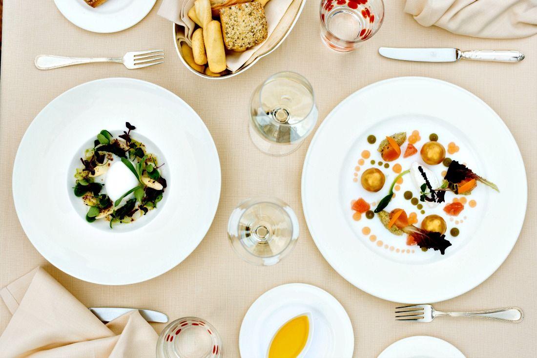 Restaurant Terrazza Danieli Venice Delicious Italy