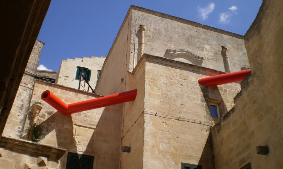 The Museum of Contemporary Sculpture (Musma), Matera
