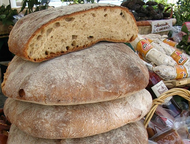 Italian Bread Types Delicious Italy