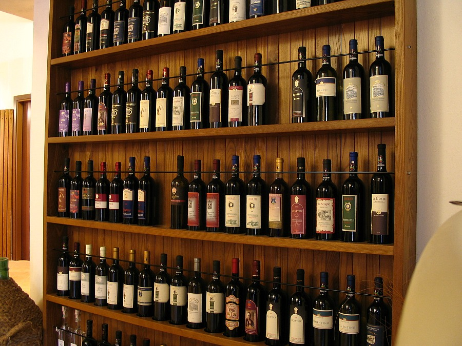 Montecucco Wines © Copyright Delicious Italy