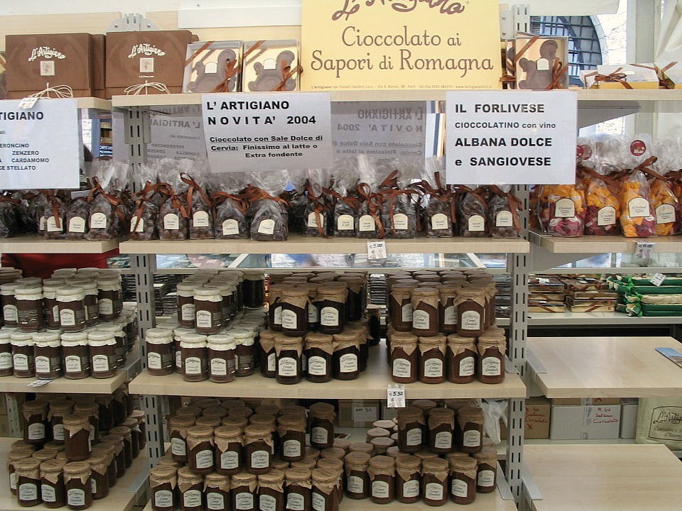 Artisan chocolate