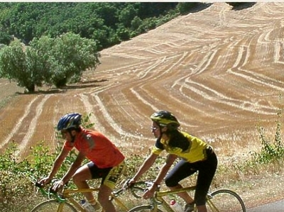Villa Giulia Bike Vacations in Le Marche