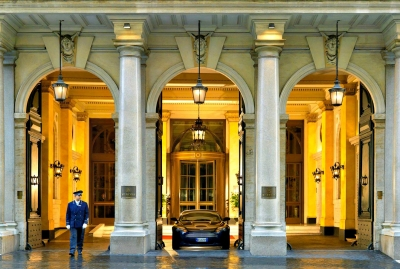 The St. Regis Rome Hotel