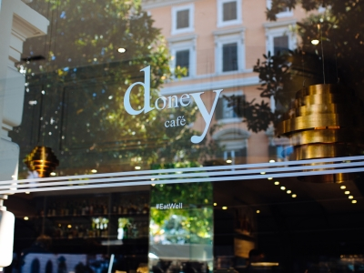 Doney Restaurant, Rome