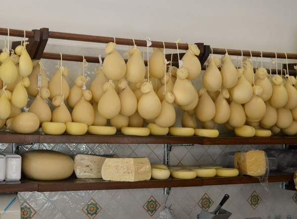 Cheeses of Sicily