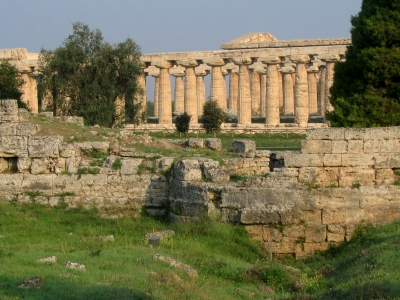 Greek Temples of Paestum