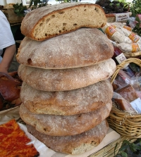 Bread from Genzano