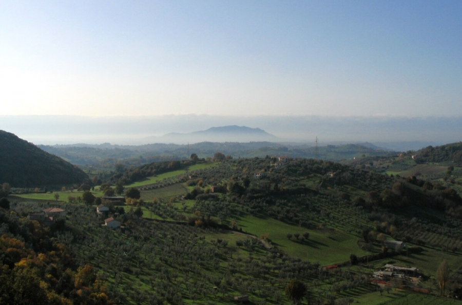 Guide To The Sabine Hills Delicious Italy