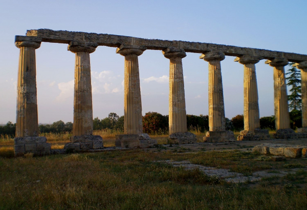 Temple of Hera at Metaponto