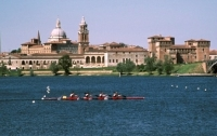 View of Mantova