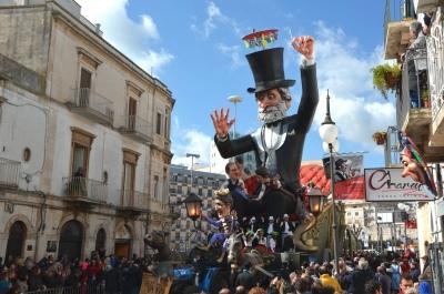 Carnival of Putignano - Delicious Italy