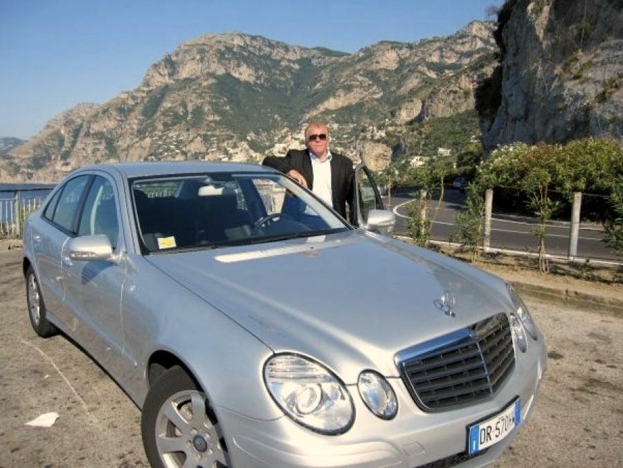 Sorrento Silver Star Car Service Delicious Italy
