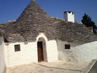 Trulli of Alberobello and Matera Tour