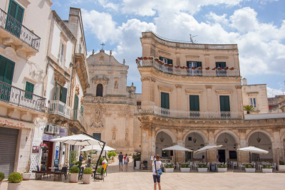 Guide to Martina Franca