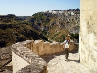 Day Tour to Matera with Wine Tasting