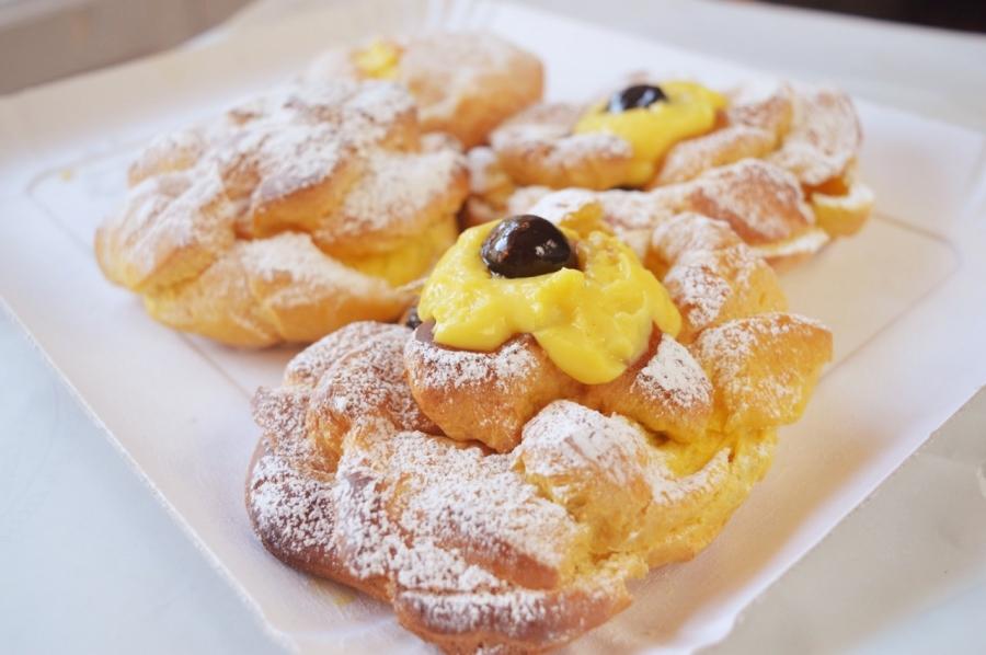 Zeppole Di San Giuseppe Recipe Delicious Italy