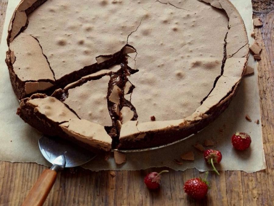 Torta Tenerina - Delicious Italy