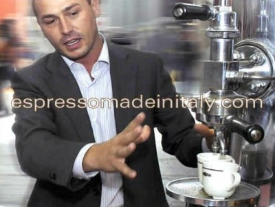 Espresso Made in Italy exhibition