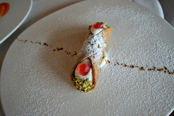 Cannoli from Sicily