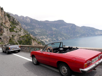 Amalfi Coast and Classic Car Weekend Break