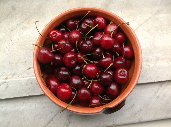 Ferrovia Cherries from Turi