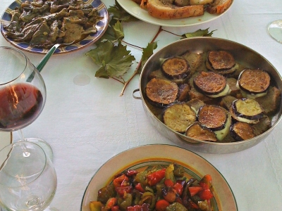 Calabrian cooking lessons near Tropea by In Italy Tours