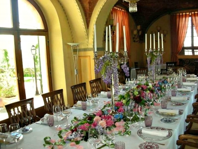 Relais Il Falconiere Tuscany Weddings, Cortona