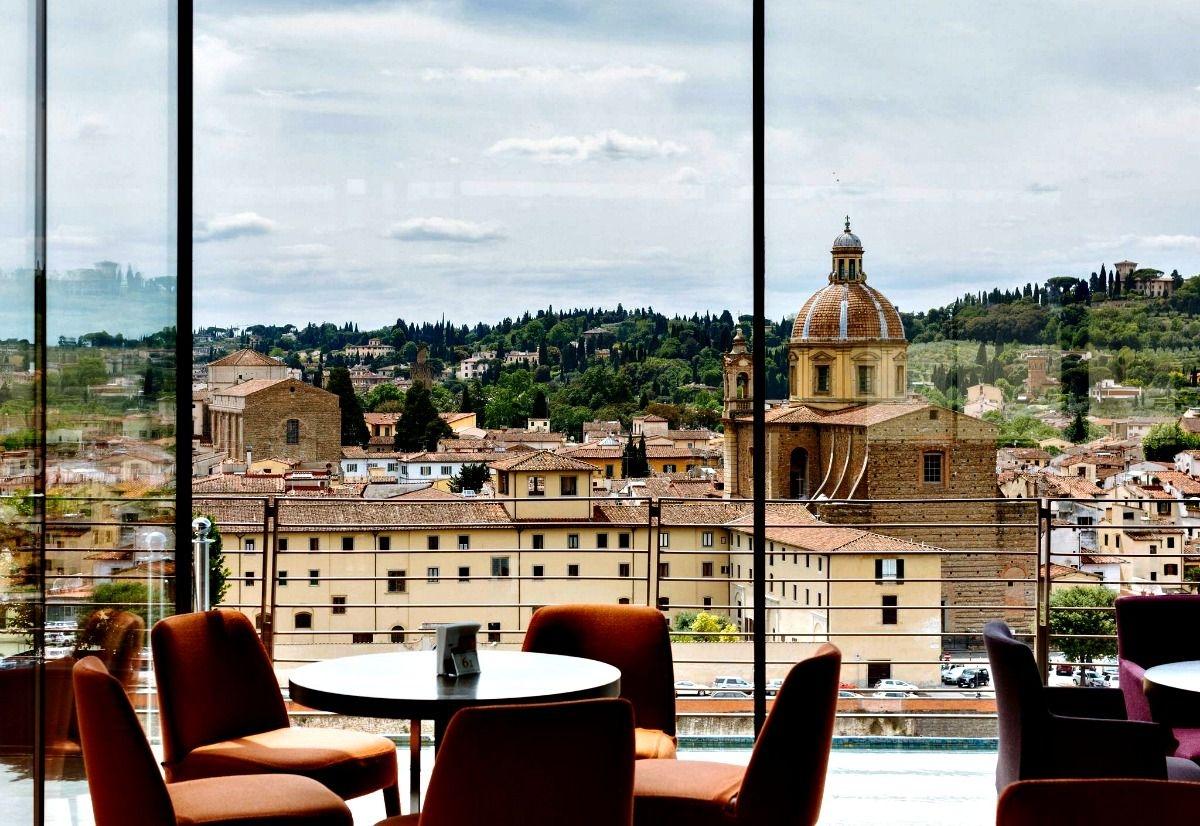 Ristorante SE•STO on Arno, Florence - Delicious Italy